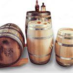 Craft Beer Holzfasslagerung